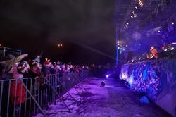 Як пройшла новорічна ніч в Україні і в Харкові / ФОТО
