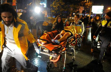 Теракт в Стамбулі: в нічному клубі під час нападу були українці