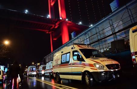 Теракт в Стамбулі: громадяни яких країн загинули в нічному клубі