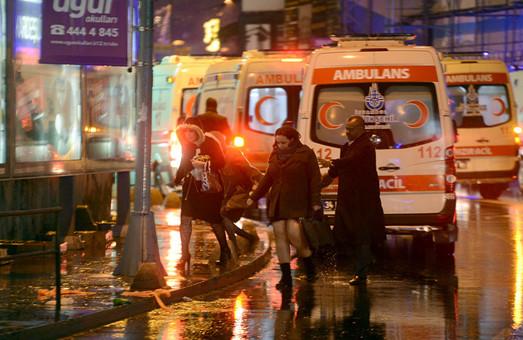 Теракт в Стамбулі: реакція офіційцного Києва