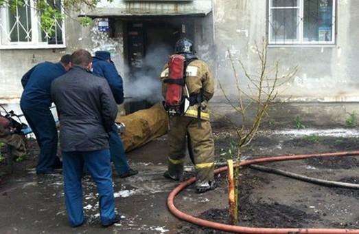 Жінка отруїлася чадним газом