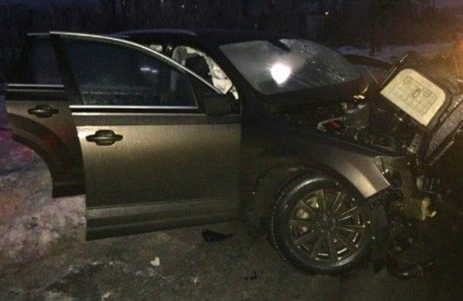Сім'я загинула в ДТП під Харковом/ Доповнено