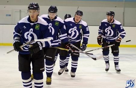 Хокеїсти харківського «Динамо» збираються на Всесвітні поліцейські ігри