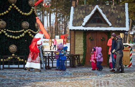 В парку Горького Різдво відзначатимуть піснями та танцями