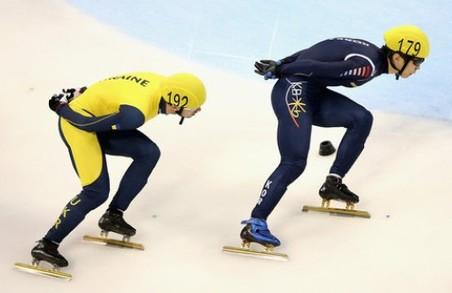 Харківські спортсмени здобули медалі на Кубку України з шорт-треку