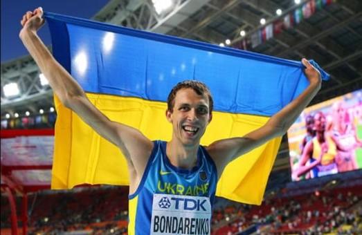 Богдана Бондаренка визнано кращим легкоатлетом України