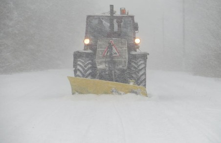 При погіршенні погодних умов до надзвичайних на Харківщині готові залучати Нацгвардію