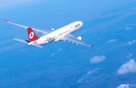 Turkish Airlines буде літати до Харкова