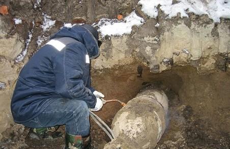 Де у Харкові не буде 9-10 січня води