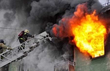 На Харківщині загинуло 2 особи внаслідок пожеж