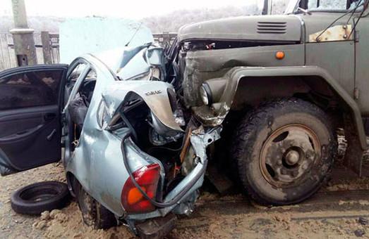 Поліція підтвердила загибель двух людей в ДТП на Дерев'янка/ Фото