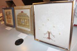 Краса, створена з ниток: в «Бузку»  стартувала виставка вишитих картин