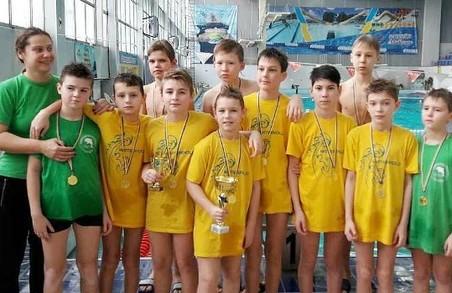 Юні харків'яни стали першими на Dnipro Cap