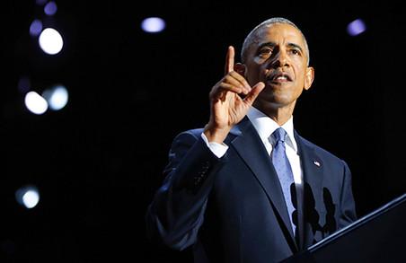Барак Обама відзвітувався про свої досягнення