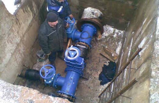 Де у Харкові не буде 12 січня води. Харків'яни можуть сплатити за воду за місцем проживання