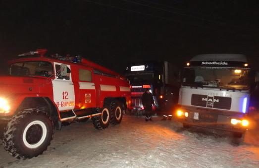 Погодні умови на Харківщині ускладнюються/ Доповнено