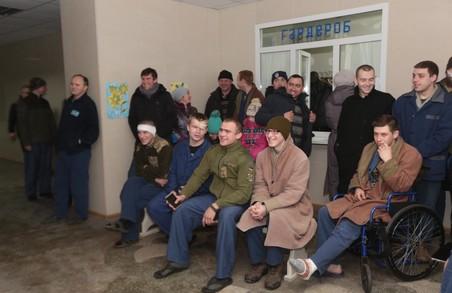 У Військовий шпиталь завітав Вертеп-фест/ Фото/ Нові Фото