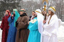 У Харкові стартував масштабний вертепний фестиваль/ Фоторепортаж