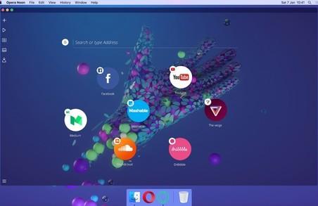 Opera запускає експериментальний браузер