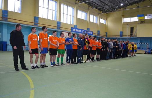 Відбувся фінал змагань з міні-футболу серед Харківської ДСНС