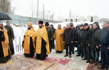 Біля Олексіївського джерела побудують новий храм