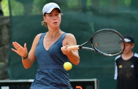 Харків'янка виграла тенісний турнір ITF
