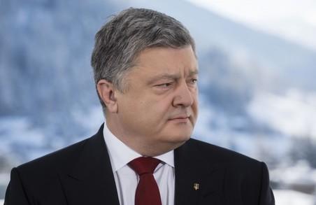 Президент України розраховує на підтримку США
