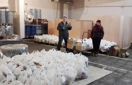 Харківські депутати від «Солідарності» допомагають сім'ям загиблих учасників АТО