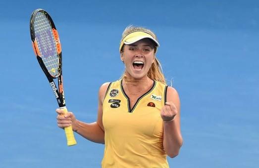 Еліна Світоліна вийшла у третє коло Australian Open