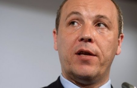Окупація України почалася з підписання «харківських угод» — Парубій