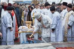 Як відзначають Хрещення у Харкові / Фоторепортаж