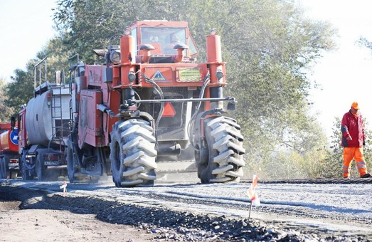 У 2017 році планується почати ремонт дороги Мерефа-Лозова-Павлоград