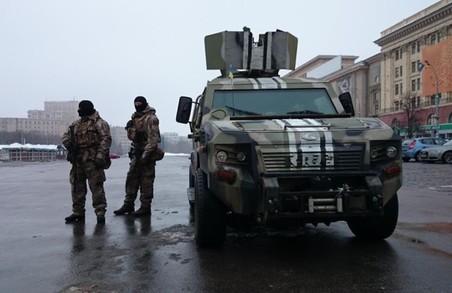 Центральна частина Харкова у День Соборності України буде посилено патрулюватися