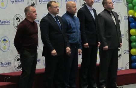 У Харкові проходить Всеукраїнський турнір пам'яті Леоніда Дуная