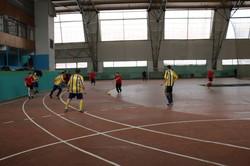 Кращі підрозділи ДСНС взяли участь в змаганнях з міні-футболу
