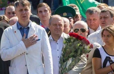 Начальника відділу внутрішньої політики ХОДА нагороджено президентом
