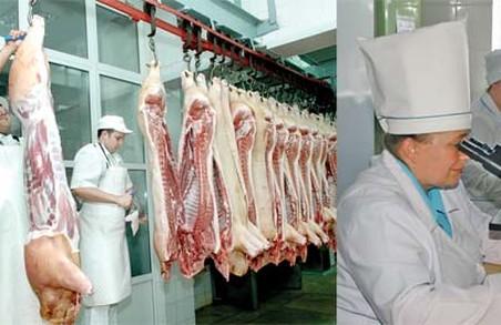 У Харкові повністю заборонено торгівлю свининою, яка була придбана не на промпідприємствах