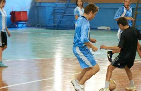 У Харкові пройшов турнір з футзалу на кубок міської ради