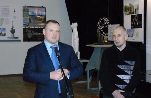 Керівництво Харківщини закликає громадськість вибрати гідний проект пам'ятника Героям Небесної Сотні