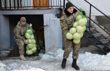 Буде проведено ротацію батальйону «Харків» в зоні АТО/ Фото