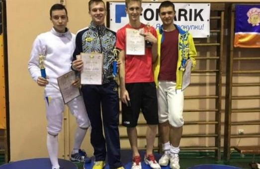 Харківські фехтувальники стали найкращими на домашньому турнірі
