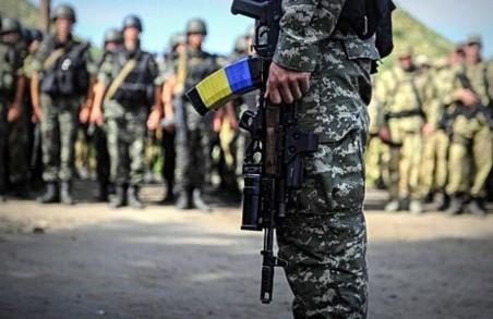 Президент нагородив військових-учасників АТО на Донбасі