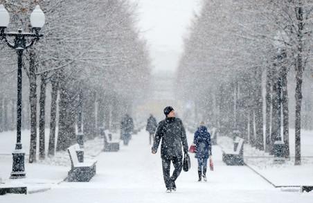 Прогноз погоди на 26 січня 2017 року