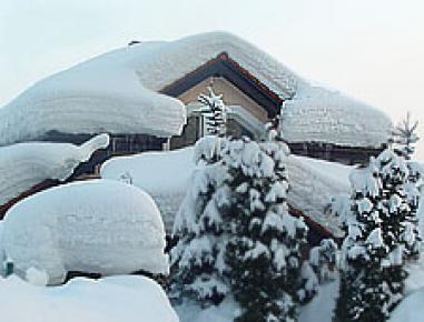 Під вагою снігу обвалився дах шкільної котельні