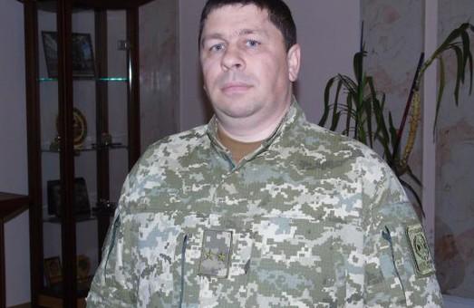 Світлична позначила ключові завдання новому начальнику Харківського прикордонного загону