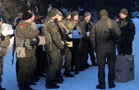 Збільшено винагороду військовослужбовцям в зоні АТО