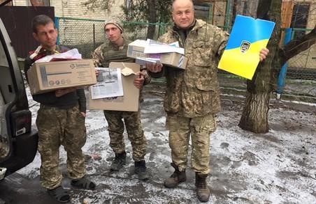 Харківські депутати від «Солідарності» передали чергову гуманітарну допомогу до зони АТО