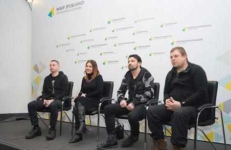 Жадан створив благодійний фонд для допомоги постраждалим від війни на Донбасі