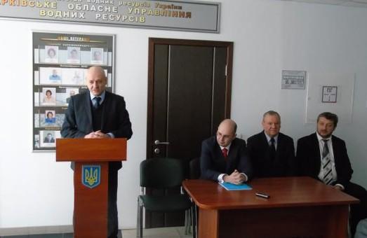 Димитрієв виконує обов'язки начальника Харківського обласного управління водних ресурсів