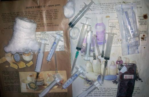 Наркоманські новини: харківські пінкертони «перекрили кисень»